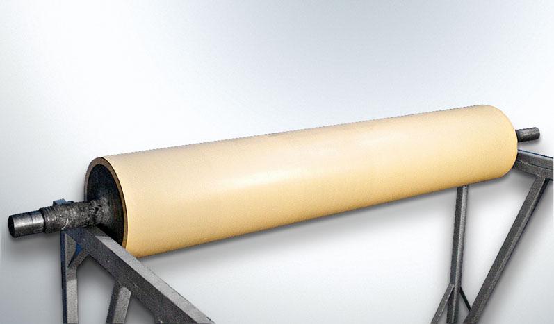 Κύλινδρος EPDM, κατάλληλος για χρήση σε διαλύτες και βαφεία