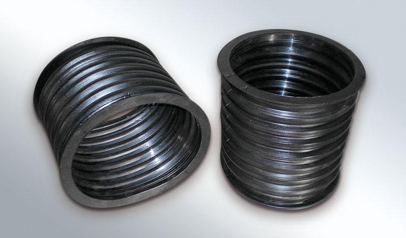 Φυσούνες ελαστικές για προστασία μηχανικών εξαρτημάτων