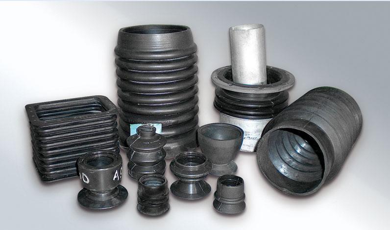 Ελαστικές φυσούνες, εξαρτήματα προσοφθάλμια για χρήση  σε στρατιωτικά οχήματα ή άρματα